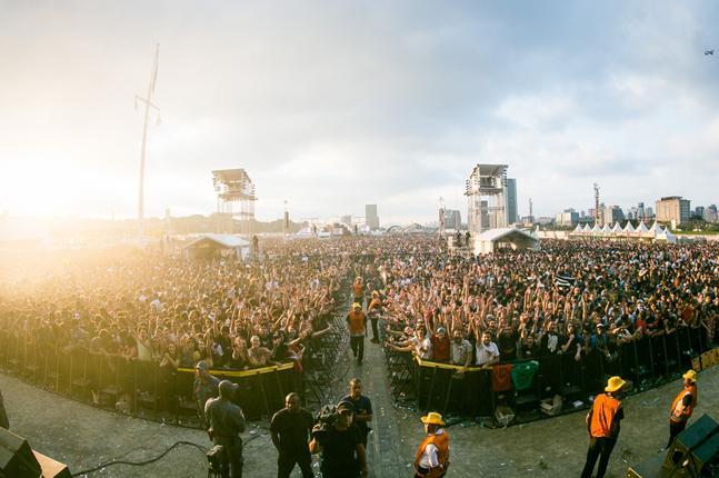 Lollapalooza Brasil divulga oficialmente programação de cada