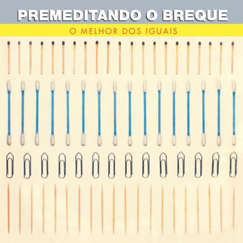 CD O Melhor dos Iguais